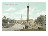 Trafalgar Square, London, England Prints
