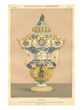 Furniture Dictionary, Baroque Fountain Poster