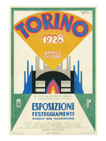 Poster for Torina Fair, 1928 Prints