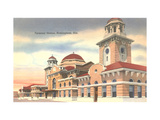 Terminal Station, Birmingham, Alabama Kunstdrucke