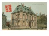 Caisse d'Espargne, Le Havre, France Prints
