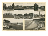 Images of South Park, Chicago, Illinois Prints