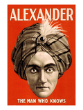 Alexander, the Man Who Knows Foto