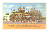Corn Palace, Mitchell, South Dakota Posters