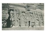 Abu Simbel, Egypt Posters