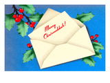 Merry Chrisnukkah, Letter Prints