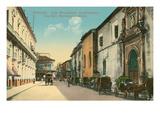 Old City Hall, Havana, Cuba Poster