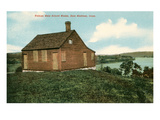 Nathan Hale Schoolhouse, East Haddam, Connecticut Prints