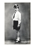 Young Prince Charles Arte