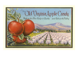 Old Virginia Apple Candy Prints