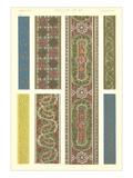 Indian Border Patterns Prints