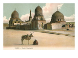 Tombs of the Khalifs, Cairo, Egypt Prints