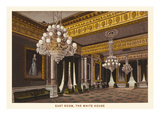 East Room, White House Prints