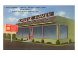 Ohio's Largest Cheese Shop Prints