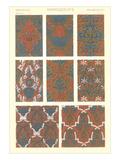 Moorish Patterns Art