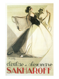 Sakharoff Dance Poster Prints