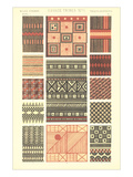 Primitive Tribal Patterns Posters