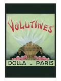 Volutines Poster Prints