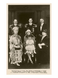 British Royal Family, 1928 Prints