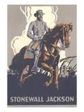 Thomas Stonewall Jackson Posters