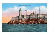 Morro Castle, Havana, Cuba Posters
