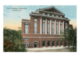 New Broughton Tabernacle, Atlanta Posters