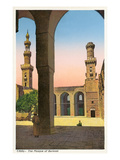 Barkook Mosque, Cairo, Egypt Prints