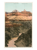 Early Views of Grand Canyon Posters