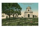 Monserrat Hermitage, Matanzas, Cuba Prints