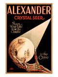 Alexander, Crystal Seer Posters