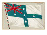 Flag of New South Wales, Australia Prints