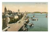 Koln Am Rhein, Germany Posters
