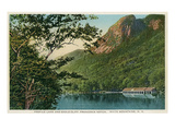 Franconia Notch, White Mountains, New Hampshire Affischer
