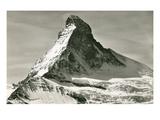 The Matterhorn, Swiss Alps - Reprodüksiyon