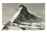 The Matterhorn, Swiss Alps Art