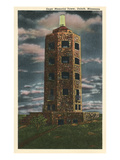 Enger Memorial Tower, Duluth, Minnesota Prints
