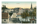 Bad Tolz, Bavaria, Germany Prints