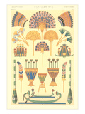 Egyptian Design Motifs Prints