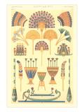 Egyptian Design Motifs Prints