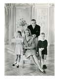 Royals of Monaco Print