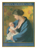 Happy Mother's Day, Painting Prints