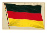 Flag of Germany Prints
