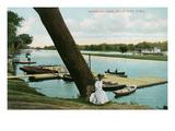 Riverside Park, Sioux City, Iowa Posters