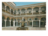 Casa De Pilatos, Seville, Spain Prints