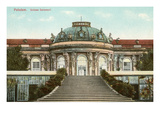 Sanssouci Palace, Potsdam, Germany Prints