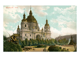 Berlin Cathedral, Germany Prints
