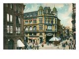 Friedrichstrasse, Berlin, Germany Posters