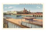 Paper Mill, International Falls, Minnesota Prints