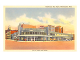 Greyhound Bus Terminal, Minneapolis, Minnesota Prints