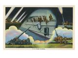 US Coast Artillery Posters